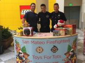 Toys for Tots Returns to Hillsdale Shopping Center | San Mateo