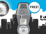 Free Parking in SF on New Year's Day