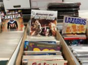 "Massive 25¢ Comic Book Sale ""Books & Brews""   SF"
