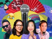 """Crazy Funny Asians"" Comedy Show at Cobb's | SF"