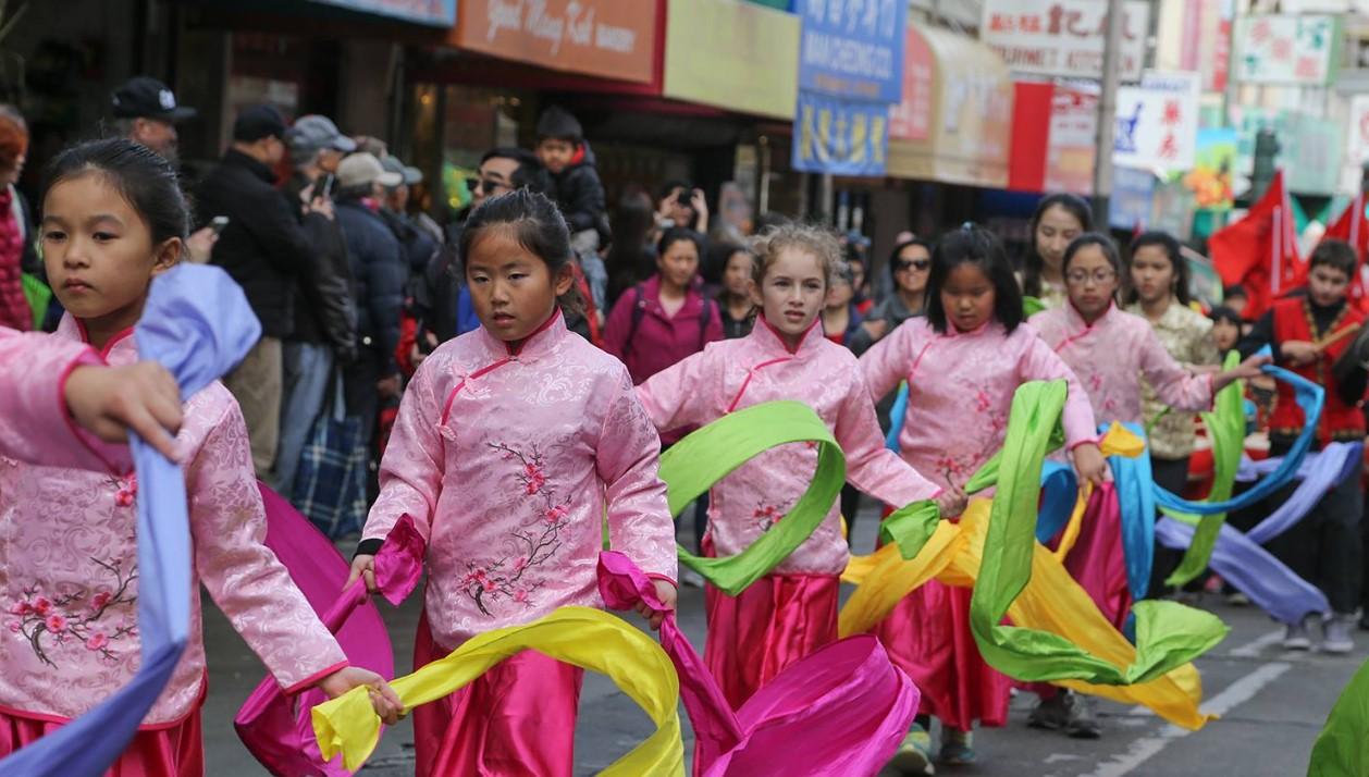 2020 Chinese New Year Flower Fair | Chinatown