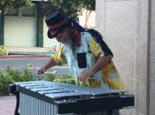 Vibrafolk: Progressive Folk on Vibraphone & Vocals | Berkeley