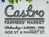 Castro Farmers' Market (Every Wednesday)