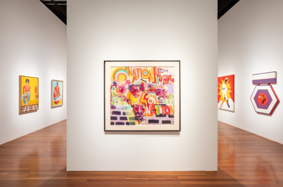 "2/20/20: Win: de Young Museum's ""Soul of a Nation"" Special Exhibit 