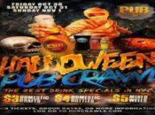 Graveyard Row Halloween Pub Crawl San Francisco (Sold Out)