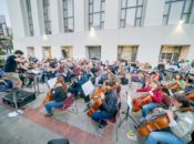 """Awesöme Orchestra's """"Play-Along-at-Home"""" Watch Party"""