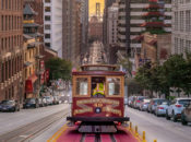 SF's Cable Cars Say Goodbye (For Now)