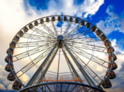 A Huge 150-Foot Ferris Wheel is Now in SF... But No One Can Ride It