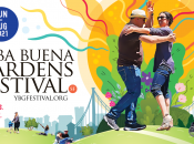 """""""Yerba Buena Gardens Festival"""" Outdoor Dance Class w/ Rhythm & Motion (SF)"""
