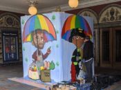 Castro Theatre's Boarded-Up Box Office Is Now a Mural Honoring Frontliners