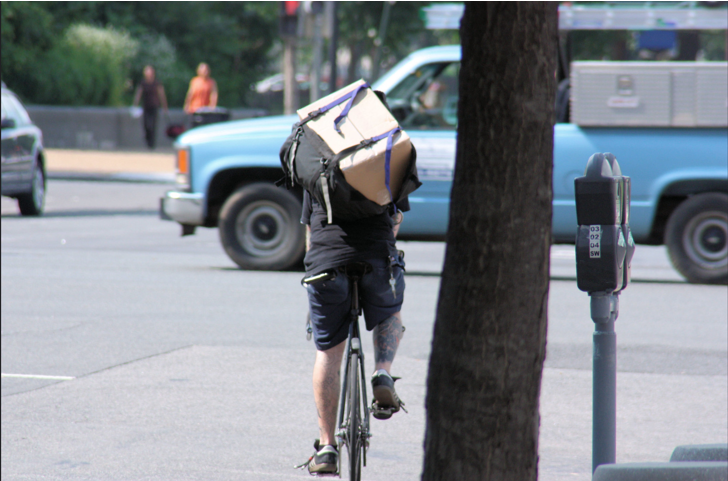 Free Online Lecture: Life As A Bike Messenger