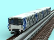 Have You Seen The LEGO BART Train?