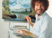 Virtual Bob Ross Paint-Along Tutorial