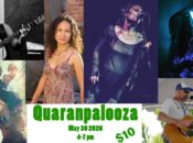 """Virtual Music Festival """"QuaranPalooza"""""""