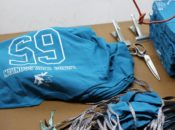 Timbuk2 Turns 10,000 Donated MLB, NBA, NFL & NHL T-Shirts into Face Masks