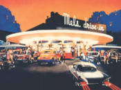 """""""Mel's Drive-In"""" 1950s-Style Carhop Service Still Going"""