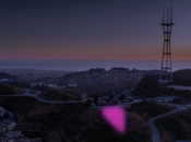 "SF's ""Pink Triangle"" Illuminated with 2,700 Pink Lights in 2020"
