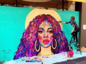 "See SF's New ""Say Her Name"" Mural in Union Square"