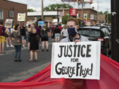 Lafayette's Peaceful Park Protest for George Floyd