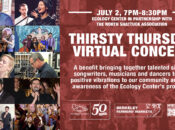 Ecology Center Thirsty Thirsday Virtual Concert