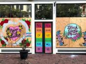 """Oakland & SF's Beautiful """"Black Lives Matter"""" Murals"""