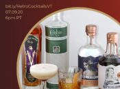 Retro Cocktails & Meet the Makers Virtual Tasting