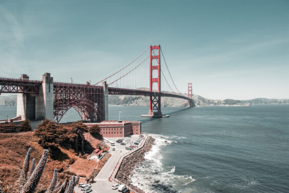 why the golden gate bridge now makes strange noises