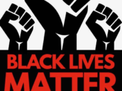 California Student's Peaceful Protest for Black Lives Matter