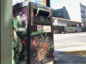 "Tenderloin's New ""BigBelly"" High-Tech Trash Cans feat. Local Artists"