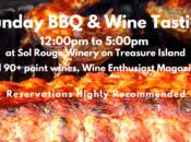 Sunday Barbecue & Wine Tasting on Treasure Island