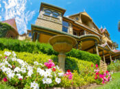 """Winchester Mystery House"" Closed Again, Garden Tours Only"