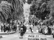 "SF's Skateboarder Annual ""Hill Bomb"" at Dolores Park: Part II"
