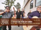"""Hardly Strictly Bluegrass"" Livestream Concert w/ Los Lobos"