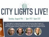City Lights Virtual Talk: The Bomb: Understanding its History and the Hope for a Nuclear-Free Future