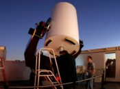 Chabot Space & Science Center's Virtual Telescope Viewings