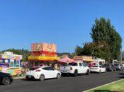 "Sonoma County's Drive-Thru ""Food Fair"" Frenzy on August 14-16"