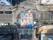 """Tenderloin's New """"Black Trans Lives Matter"""" Mural"""