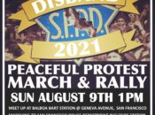 """""""In Yo Hood"""" Peaceful Protest and Rally to Disband SFPD"""