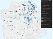 """SF's New """"Shared Spaces"""" Outdoor Dining Map  Launched"""