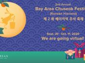 Bay Area Virtual Chuseok Festival (Korean Harvest)