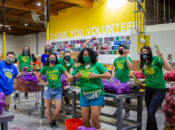 Record Numbers Lining Up At Bay Area Food Banks
