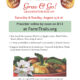 "Sonoma County Farm Trails ""Grav & Go"" Pop-Up Deadline for Online Order"