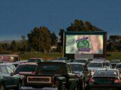 San Mateo's Saturday Night Drive-In Movie Nights