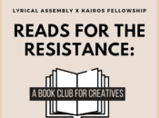 Reads for the Resistance: A Book Club for Creatives