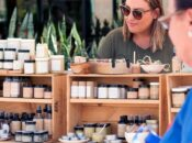 Open-Air Marketplace of Local Makers at Walnut Creek