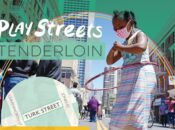 """Play Streets"" Tenderloin Art Fest & Drum Circle"