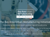Bay Area Virtual Manufacturing Week 2020: Why Manufacturing Matters?