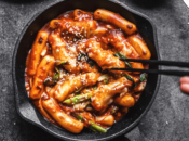 Good Old-Fashioned K-Street Food: Tteokbokki Online Cooking Class