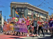 SF's Police Banned from Marching in 2021 Pride Parade