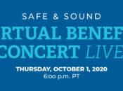 Safe & Sound Virtual Benefit Concert w/ Carlos Santana